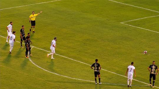 Sem mágoa do Botafogo, Gegê corta cordão umbilical e recomeça no ABC