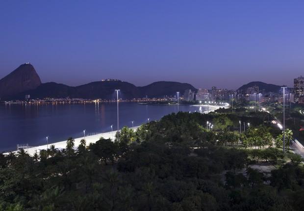 Parque do Aterro do Flamengo (Foto: GE)