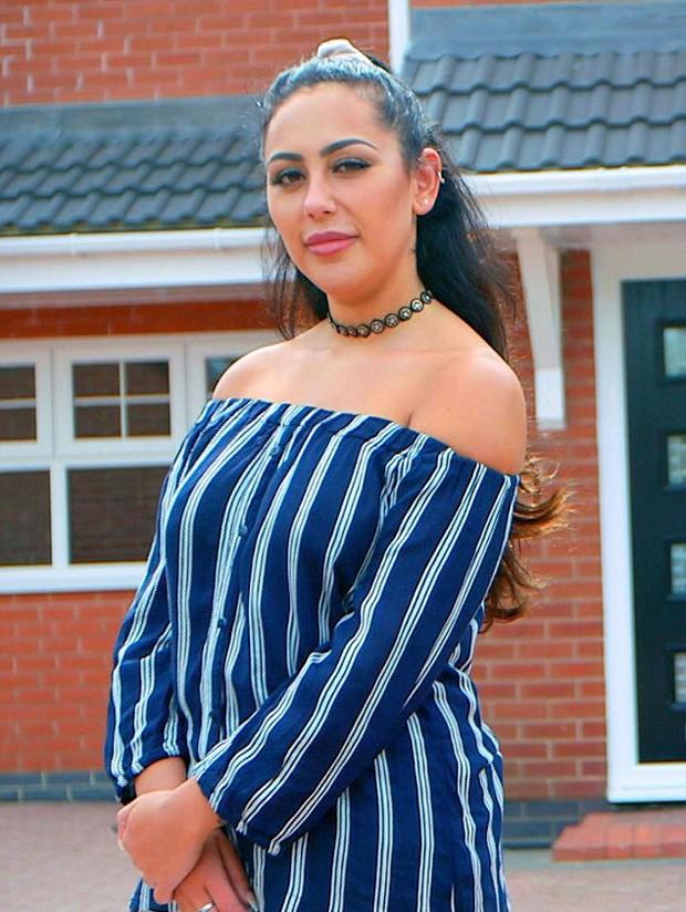 Sophie Kasaei  (Foto: Reprodução)