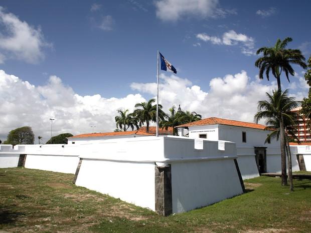 Forte das Cinco Pontas (Foto: Divulgação)