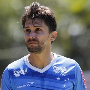 Cruzeiro; Paulo André (Foto: Washington Alves/Light Press)