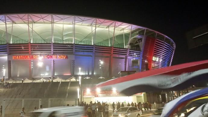 Arena Fonte Nova (Foto: Thiago Pereira)