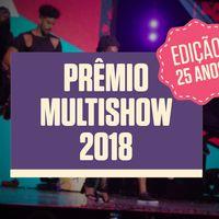 Prêmio Multishow 2018