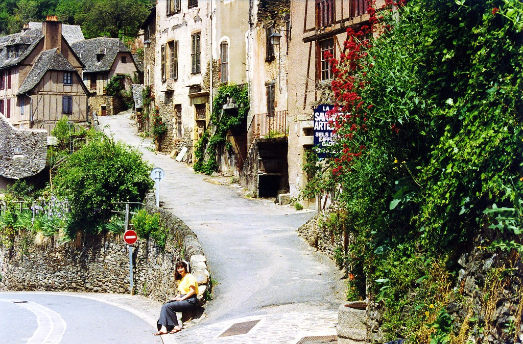 Conques, França (Foto: Flickr/Phillip Capper)