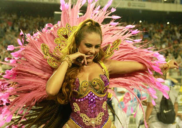 Ellen Roche (Foto: Amauri Nehn/ Brazil News)
