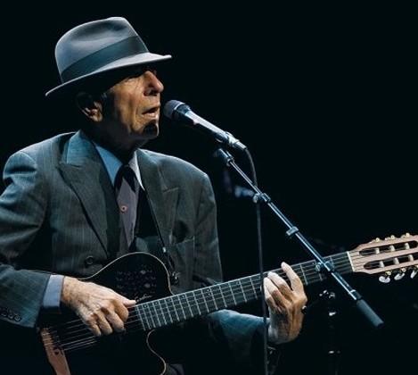 Leonard Cohen é o grande homenageado da série Rock Legends
