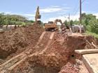 Interdição em avenida de Cuiabá por conta de cratera durará mais 15 dias