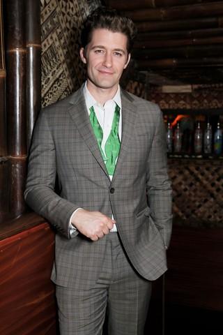 Matthew Morrison (Foto: Agência/ Getty Images)