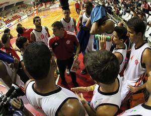 Basquete Flamengo x Ceará (Foto: Marco Aurélio / Fla Imagem)