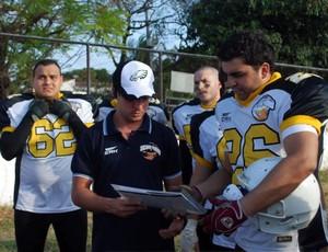 Natal Scorpions, equipe de futebol americano do Rio Grande do Norte (Foto: Divulgação)