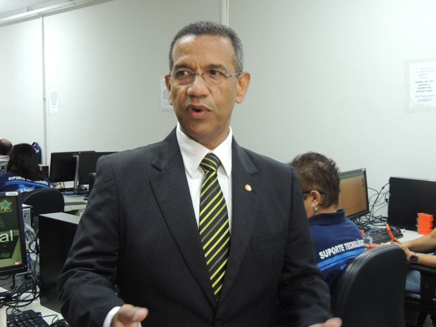 Juiz Luiz Rocha defende que processo é seguro (Foto: Moema França/G1)