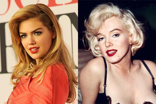 Será que Kate Upton se candidataria a interpretar Marilyn Monroe? Ela definitivamente teria potencial por ter traços muito semelhantes aos da diva. (Foto: Getty Images)