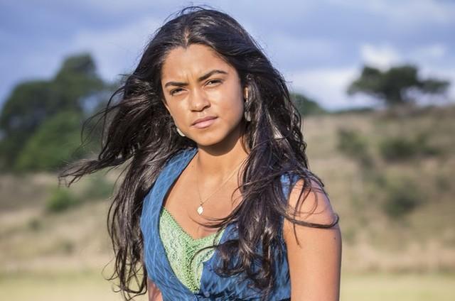 Lucy Alves, a Luzia de 'Velho Chico' (Foto: Felipe Monteiro/Gshow)