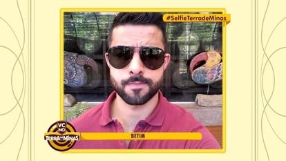 Reprise: Veja selfies de telespectadores do Terra de Minas
