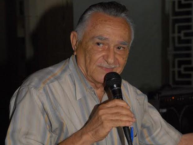 Hardi Filho, poeta e jornalista, morre aos 81 anos em Teresina (Foto: Francisco Gilásio/Arquivo Pessoal)