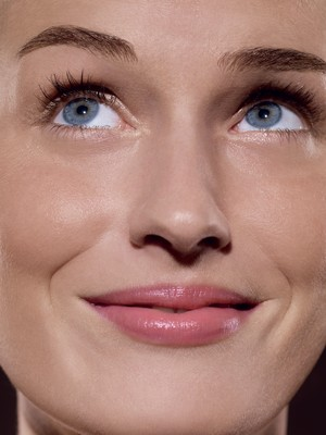 mulher; rosto; (Foto: Adrianna Williams / Corbis)