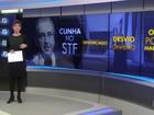 Cunha já reúne três denúncias contra ele no STF