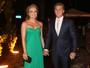 Amigos famosos e familiares vão a casamento de Fernanda Souza e Thiaguinho em São Paulo