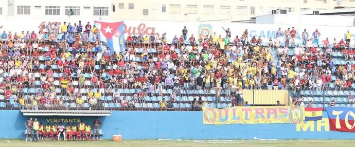 Madureira x CRB (Foto: Fabricio Salvador / Madureira Esporte Clube)