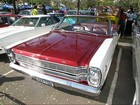 Encontro de carros homenageia Ford Galaxie em shopping de Campinas