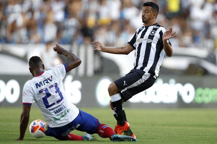 Rodrigo Lindoso - Botafogo x Bahia (Foto  Vitor Silva   SSPress) c552d0e8d5d07