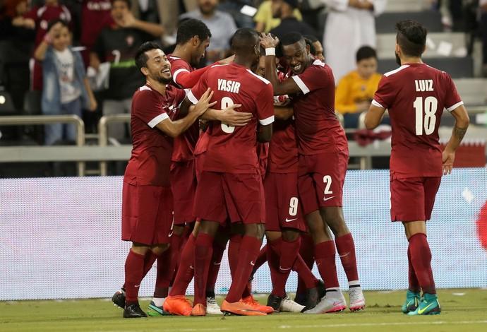Catar vence a Rússia em amistoso Copa do Mundo (Foto: Reuters)