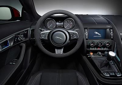 Jaguar F-Type R AWD (Foto: Jaguar)