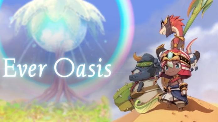 Jogos mais esperados de 2017 para 3DS: Ever Oasis (Foto: Divulgação/Nintendo)