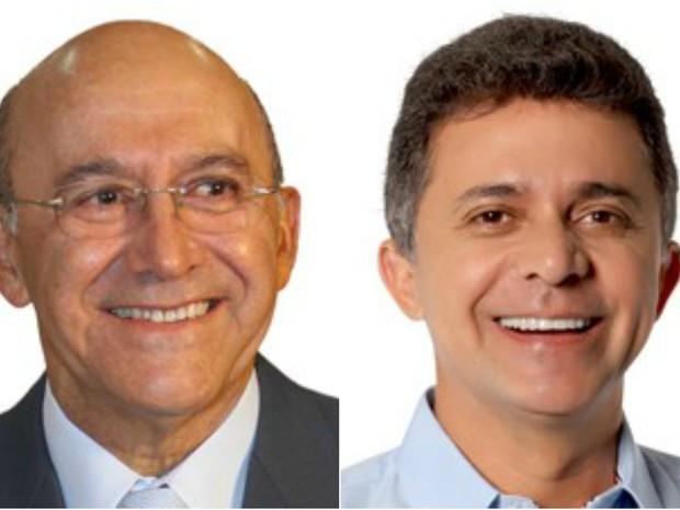 3 Confúcio Moura pergunta e Expedito Júnior responde (Foto: Montagem/G1)