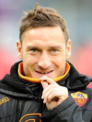 Francesco Totti Roma (Foto: Getty Images)