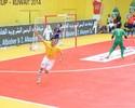 No jogo 800 da seleção, Brasil goleia Japão pela Copa Continental de Futsal