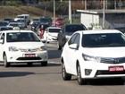 Unificação das tarifas de táxi em SP é rejeitada por parte dos motoristas