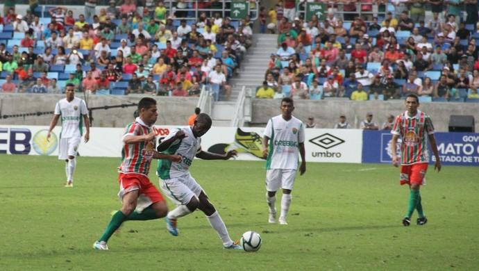 Cuiabá é tricampeão mato-grossense (Foto: Pedro Lima/Cuiabá Esporte Clube)