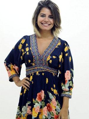 Luisa Machado, candidata do Piauí, foi a escolhida (Foto: Divulgação/Beleza Nordestina)