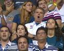 Maior pontuador da final, Théo ri de reclamação do 'torcedor' Bernardinho