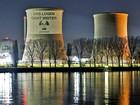 Ativistas protestam em usina contra energia nuclear na Alemanha