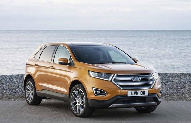 Ford Edge (Foto: Divulgação)