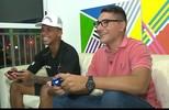 Após colocar o Botafogo na final do estadual, Fernandinho manda bem no videogame