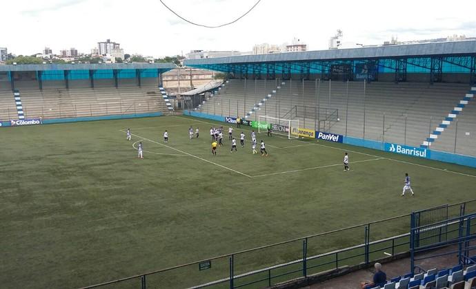 São José Veranópolis Gauchão 2017 (Foto: São José/Divulgação)