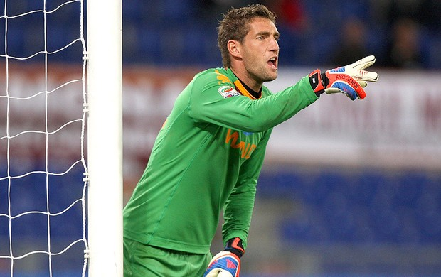 Maarten Stekelenburg goleiro do Roma (Foto: Getty Images)