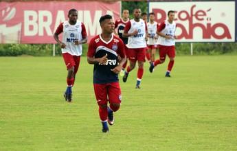 Recém-promovido, Cristiano se diz pronto para estrear pelo Tricolor
