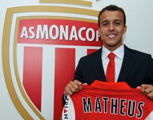 Matheus Carvalho, Monaco (Foto: Divulgação/Monaco)