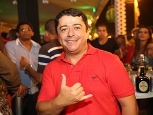 Empresário e idealizado do Pré-Caju, Fabiano Oliveira, comemora 23º ano da prévia (Foto: Fernnando Correia/G1)