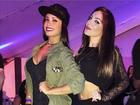 Anamara diz que posaria nua com Fernanda D'avila: 'Sou fã'
