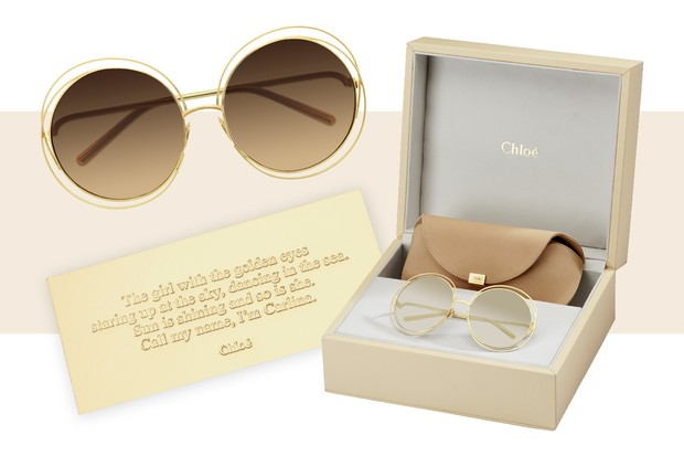 f0b4f997b63aa Chloé lança versão de ouro 18 quilates do icônico Carlina - Vogue
