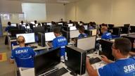 Pesquisa do IBGE mostra que muita gente não consegue qualificação para trabalhar