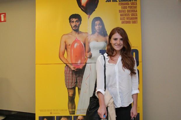 Pré-estreia do filme Tamo Junto no shopping Rio Sul em Botafogo, Rio de Janeiro (Foto: Wallace Barbosa/AgNews)