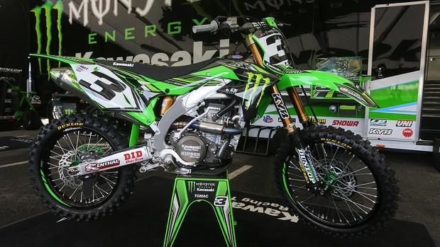 BLOG: MM Colaboradores - Quanto custa uma moto de ponta no AMA Supercross - Artigo de Renan Casanova...
