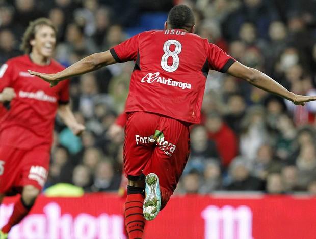 Emilio Nsue gol Mallorca (Foto: EFE)