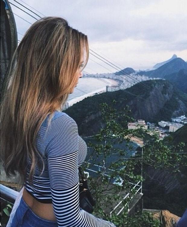 Mandy Capristo (Foto: Reprodução/Instagram)